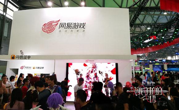 """网易游戏代理的超高颜值手游《HIT:我守护的一切》于7月28日亮相第十四届中国国际数码互动娱乐展览会ChinaJoy(以下简称CJ),并开启体验试玩活动。作为""""韩国第一ARPG"""",《HIT:我守护的一"""