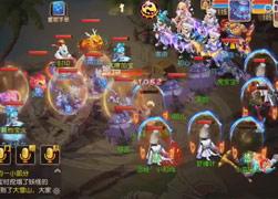 梦幻西游手游杀十二元辰视频,105级化生寺视角。