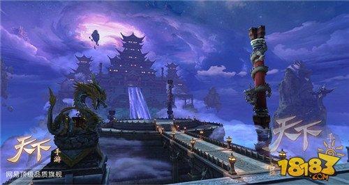 《天下》手游全新副本应龙神殿重装上线