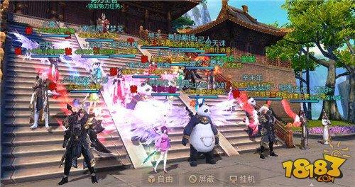 势力专访虎印节堂 虎啸风声 铁甲依然在!