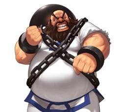 心在来看看游戏中攻守兼备的格斗家——陈国汉吧。陈国汉这庞大的体型,玩家们肯定一眼就看出来是个坦克了吧,今天就为大家分析一下陈国汉的详细技能与属性。陈国汉人物盘点:     陈国