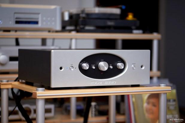Rogue Audio Pharaoh综合放大器