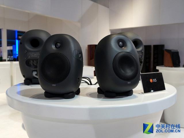 感受最纯净的声音 惠威X系列监听音箱