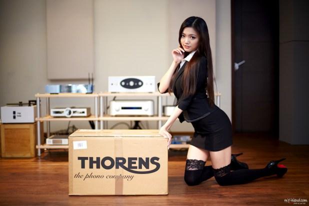 Thorens TD 350黑胶唱盘详解