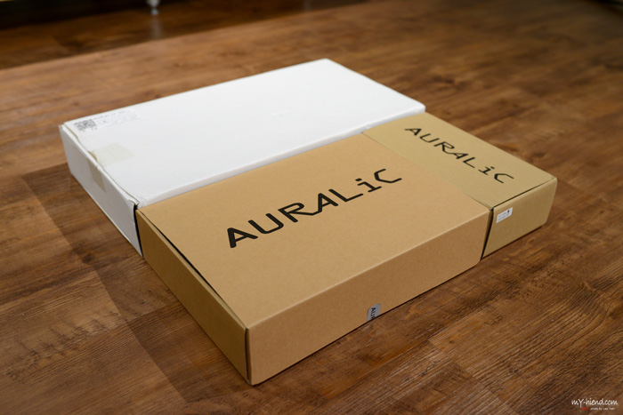 AURALiC ARIES Wireless Streaming Bridge体验