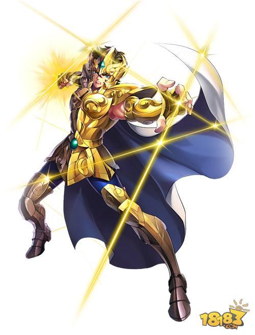 圣斗士星矢手游狮子座强吗 怒狮的獠牙艾欧里亚