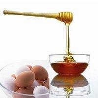 自制蜂蜜+鸡蛋美白面膜的做法