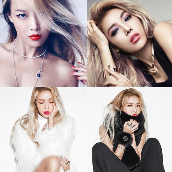 韩国明星妆容教程 学有彬玩转韩式性感妩媚风
