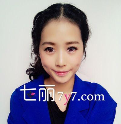 韩系甜美大眼妆教程图解 清纯眼神迷倒一片