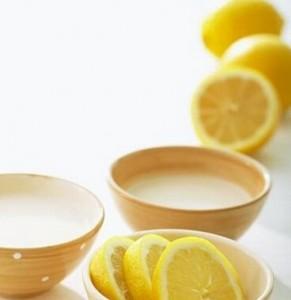 自制柠檬去皱面膜的做法
