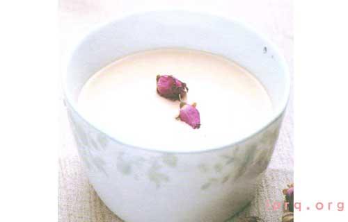 自制玫瑰花蜂蜜瘦脸面膜的做法