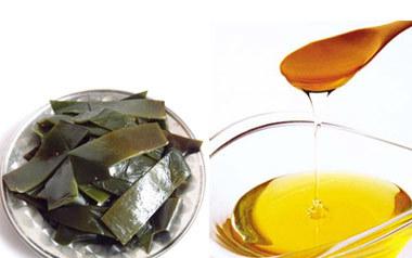自制海带蜂蜜抗衰老补水面膜的做法