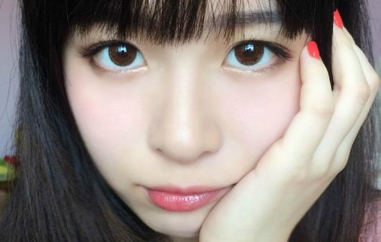 日本宿醉妆画法 今夏最热妆容