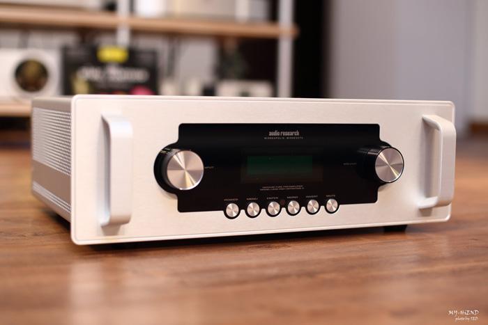 轻量级杀手 Audio Research Foundation LS28前级放大器