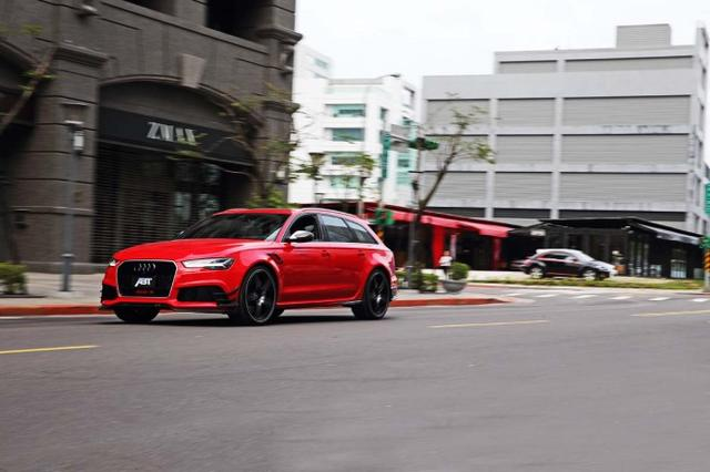 Speed Monster-ABT RS6-R
