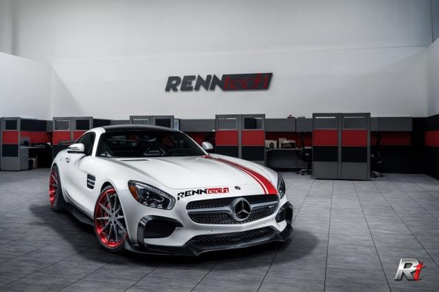 多200hp?? Renntech Mercedes-AMG GT S