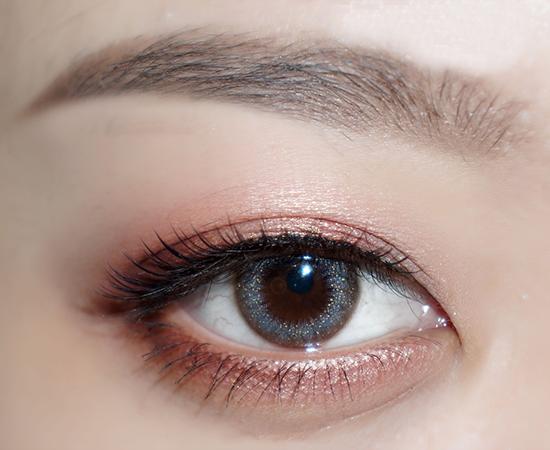 棕色眼影怎么画好看 秋冬红棕色眼妆教程