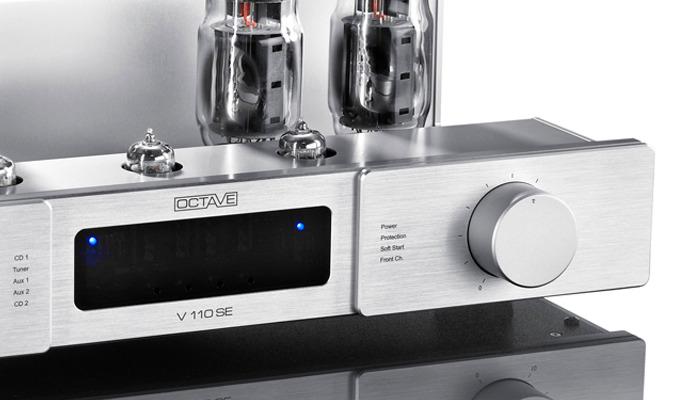 Octave V110 SE放大器